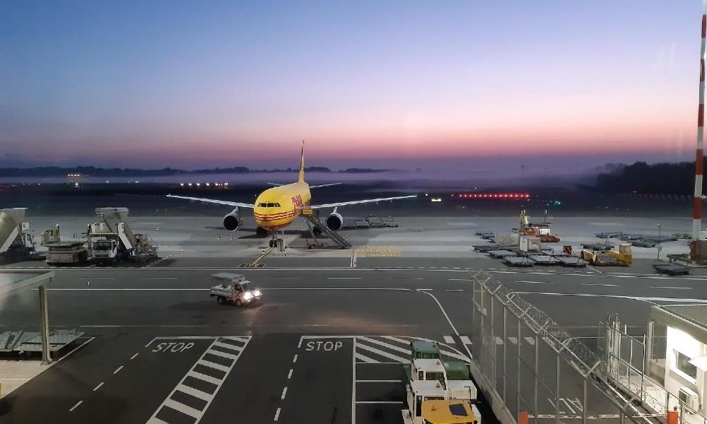 DHL Express' new international hub at Malpensa Airport operate over 30 daily flights