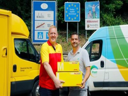 DHL Parcel partners with POST Luxembourg in parcel shipping