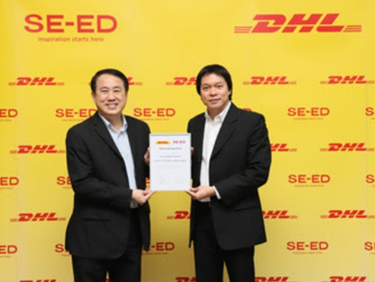DHL, SE-ED to jointly offer more parcel collection hubs in Thailand