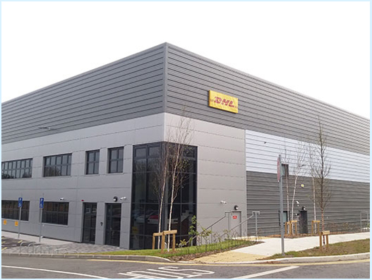 DHL opens state-of-the-art Life Sciences facility at Dublin Airport