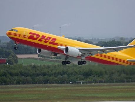 DHL Express adds four 767-300 Boeing Converted Freighters to its fleet