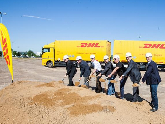 Groundbreaking ceremony held for DHL's new freight hub in Hanover – Langenhagen