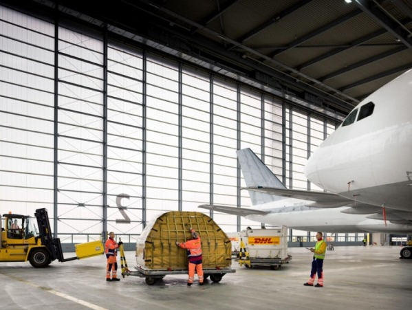 DHL begins new air freight service from Avinor Oslo Airport to Seoul and Shanghai