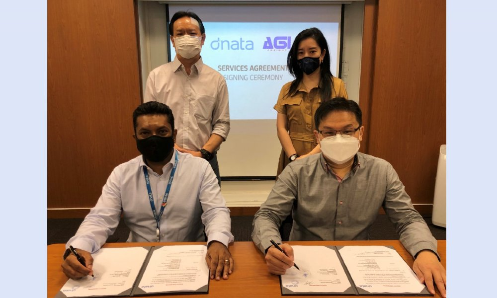 dnata Singapore and AGI Freight collaborate to fast track delivery solution