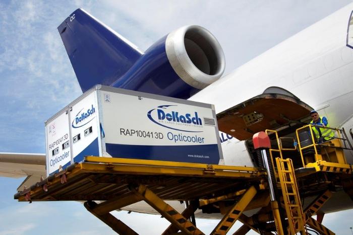 Etihad Cargo opts for DoKaSch's Opticooler solution