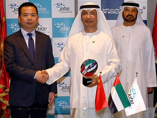 DP World to develop Traders Market in Dubai in partnership with Chinese firm