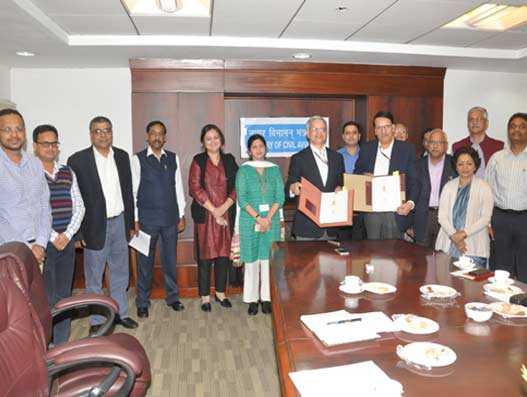 Pawan Hans Limited inks MoU with Civil Aviation Ministry of India