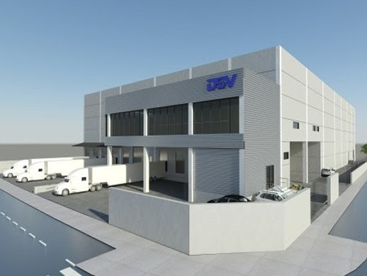 DSV moves to new facility in Valencia, Spain