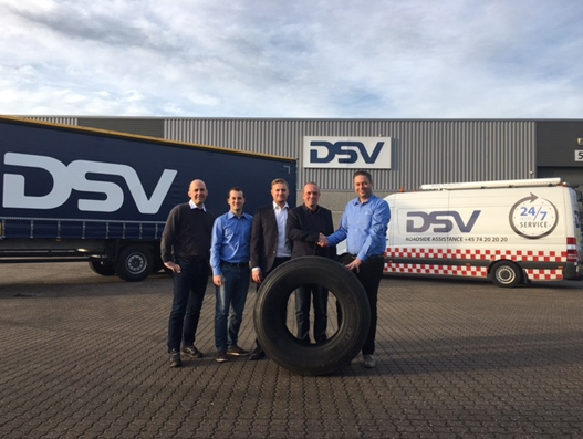 DSV acquires exclusive distributor rights for Westlake tyres in Scandinavia