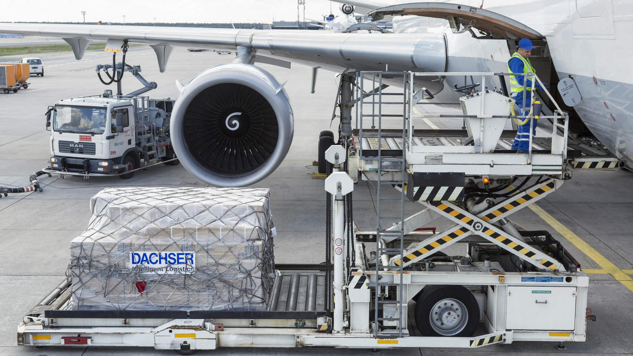 Dachser reports 5.2% revenue growth from air, sea business in 2020