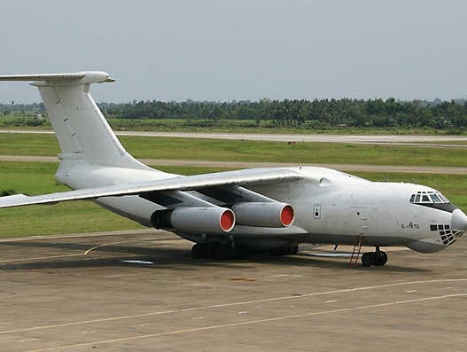DWC Cargo inks one year management contract deal for Ilyushin IL-76
