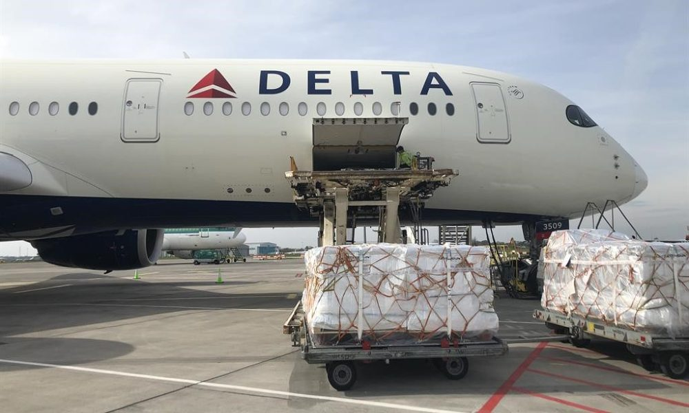 Delta celebrates 75 years of leading the cargo industry