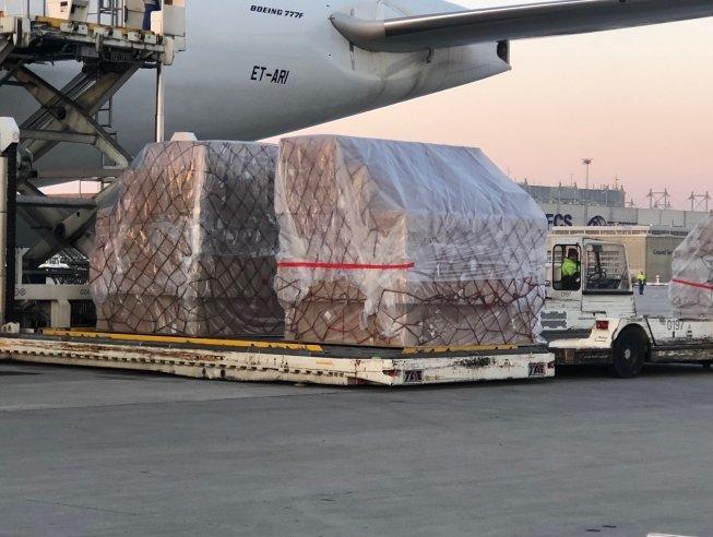 Delta World delivered 5 million masks to Germany