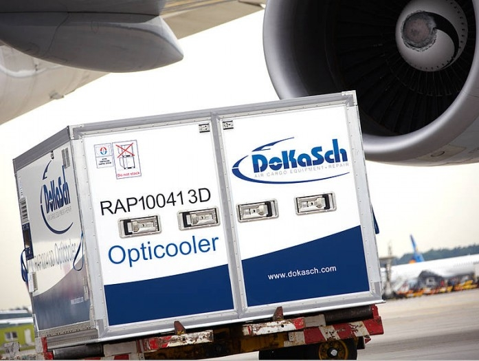 Ethiopian Cargo to use DoKaSch's Opticooler for temperature-sensitive shipments
