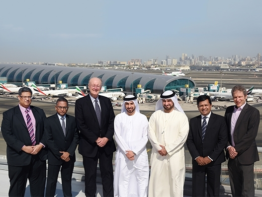 Dubai's Emirates expands codeshare with South African Airways
