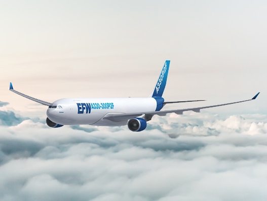 EFW launches A321 P2F program