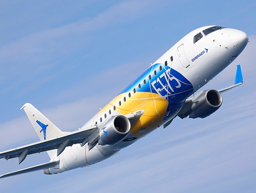 Embraer delivers 101 commercial aircrafts; 109 executive jets in 2017