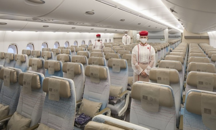 Emirates ramp up operations and boosts connectivity