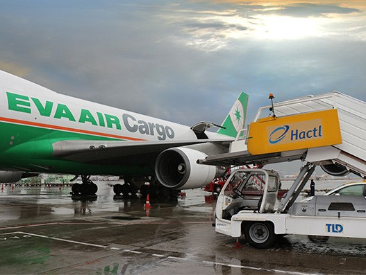 EVA Air appoints Hactl as its air cargo handling agent