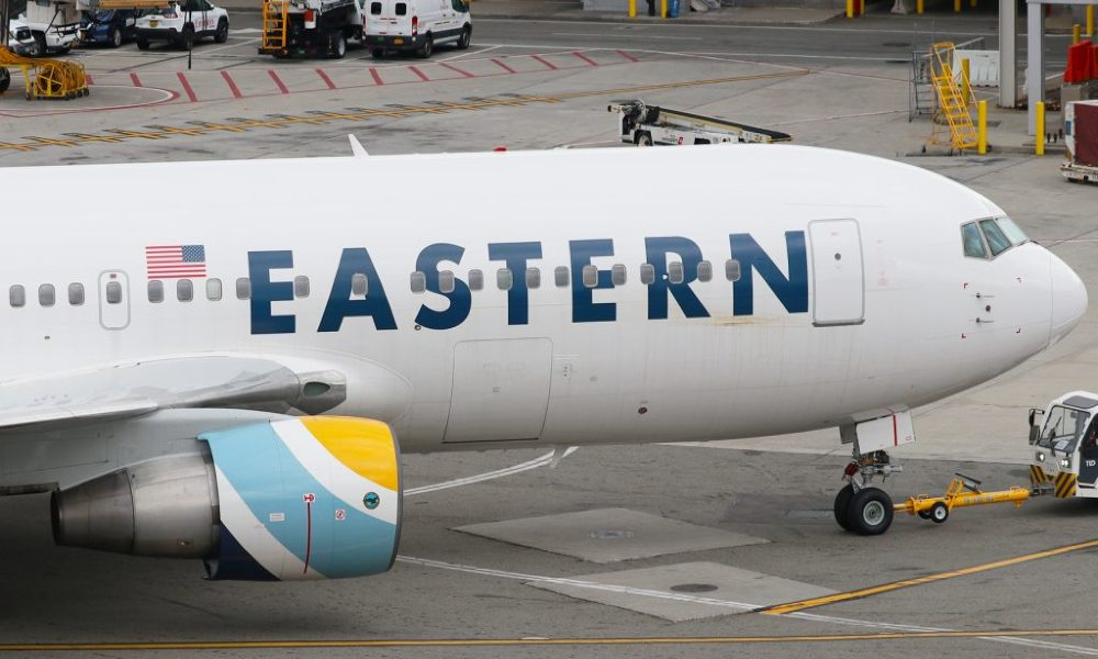 Eastern Airlines expands into cargo market with the launch of Eastern Air Cargo