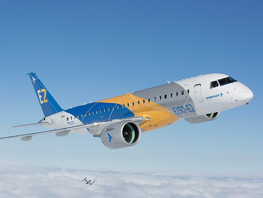 Embraer inks pool program deal with Widerøe for E-Jets E2