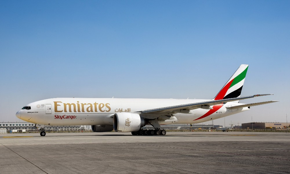 Emirates SkyCargo upgrades booking experience with CargoWise