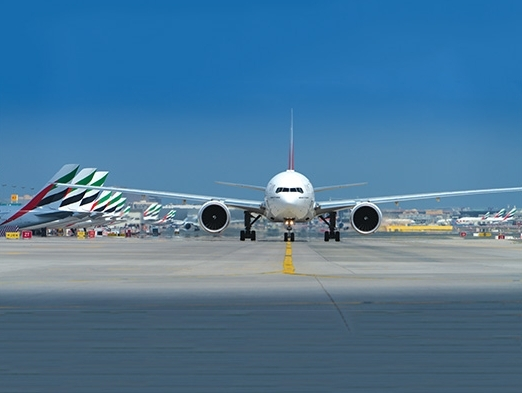 Emirates' cargo division performs well amid dampening demand