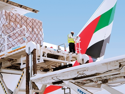 Emirates SkyCargo's offering for perishables marks a fruitful year