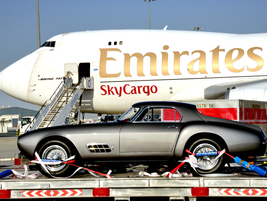 Emirates SkyCargo launches Emirates SkyWheels to transport rare and classic cars