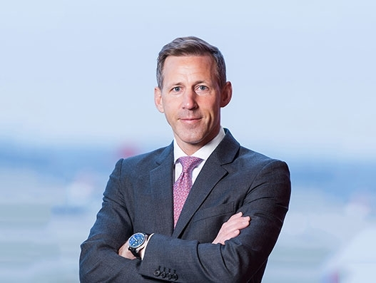 Swissport CEO Eric Born agrees to extend contract until the end of 2019