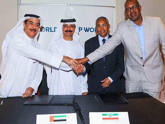 Ethiopian government picks up 19 percent stake in DP World Berbera Port