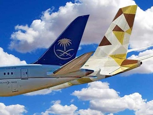 Etihad, Saudia expand codeshare deal