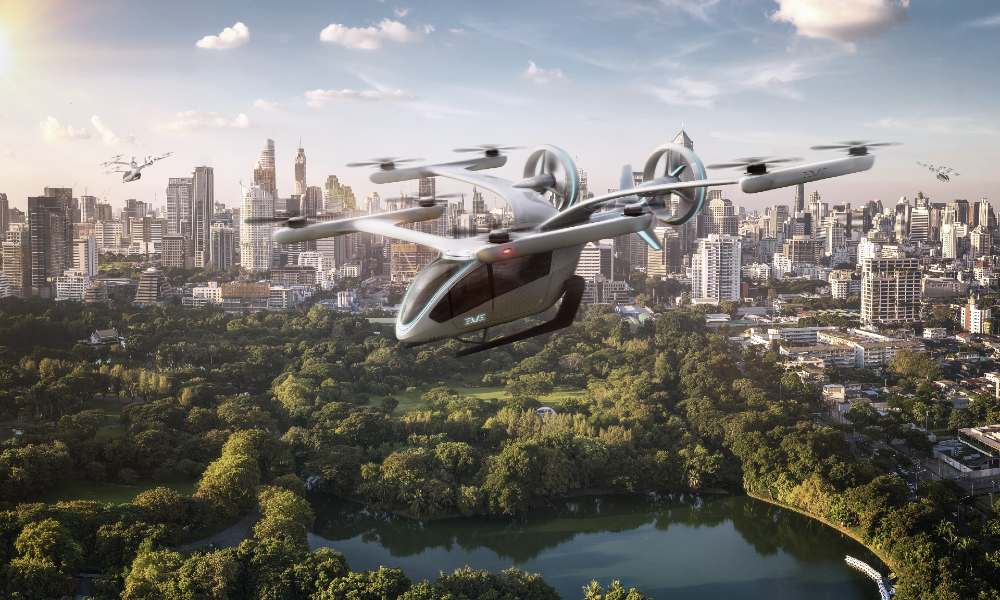 Eve, Helisul partner to develop UAM products and services in Brazil