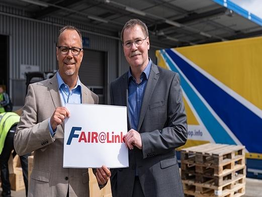 Hamburg Airport begins using DAKOSY air cargo community system