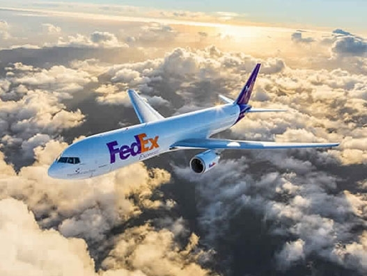 Fedex in support of Open Skies agreement between US and UAE