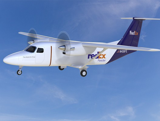 FedEx Express to overhaul its feeder fleet with 50 Cessna SkyCourier 408 aircraft