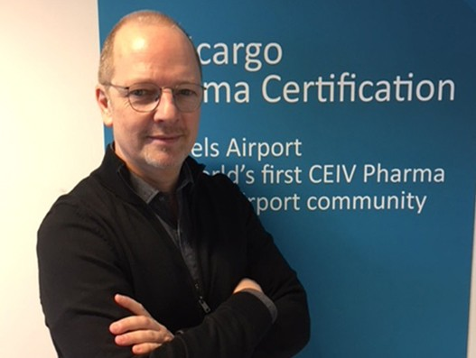 Pharma.Aero appoints Frank Van Gelder as new secretary general