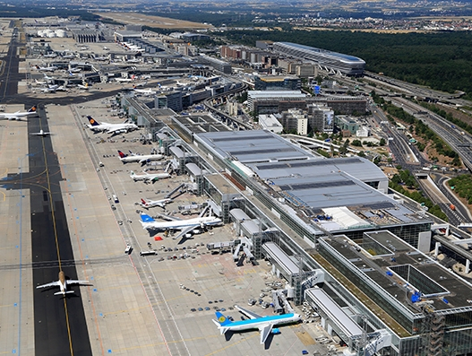 Fraport reports record growth in air cargo and passenger traffic in February