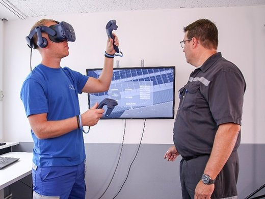 Frankfurt and Munich airport operators develop VR training tool for ground ops