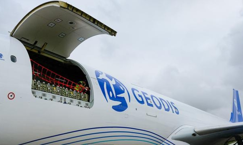 GEODIS to start service between Europe and Asia