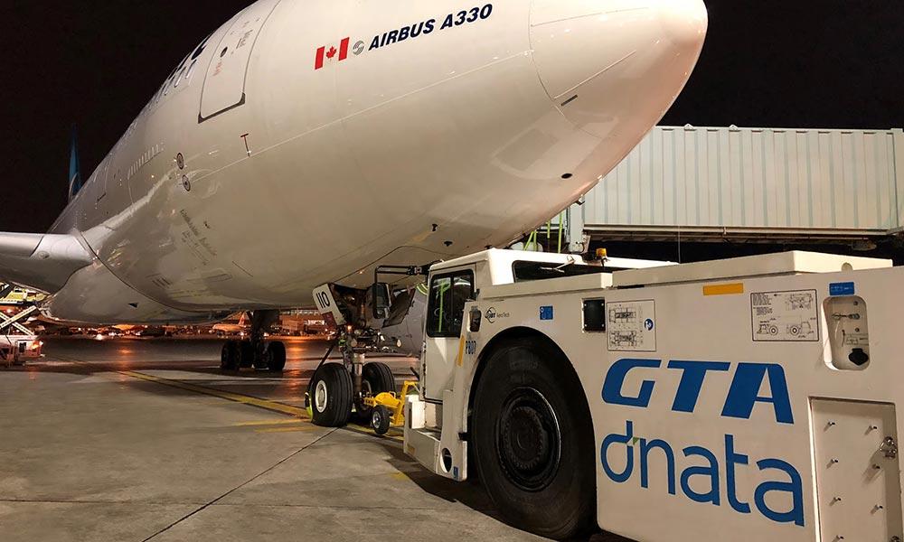 GTA dnata gains IATA's ISAGO registration in Toronto
