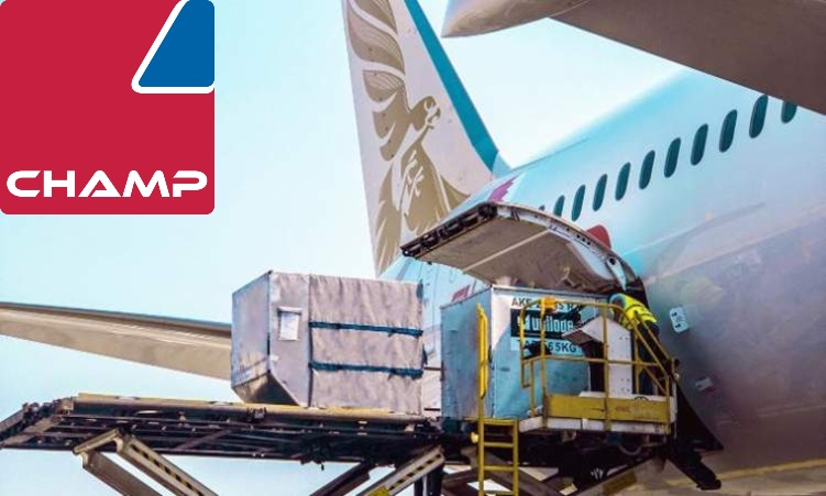 Gulf Air renews multi-year agreement for CHAMP Cargospot Suite