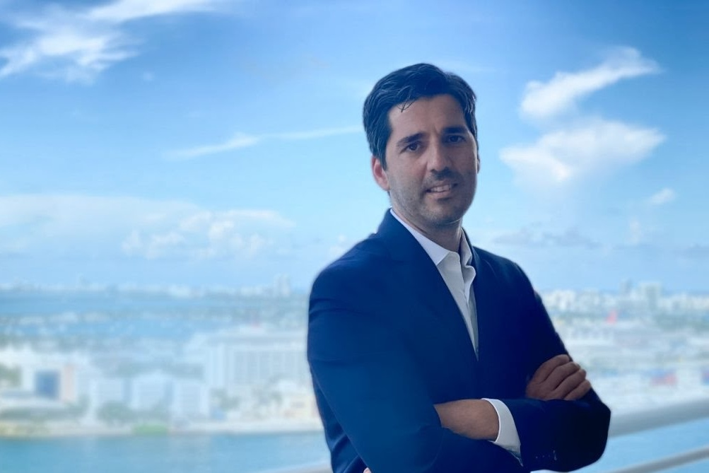 Gabriel Oliva joins as head and executive vice president of Avianca Cargo