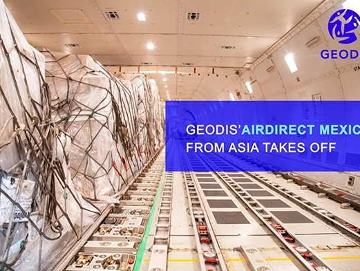 Geodis launches direct Hong Kong-Mexico freighter service