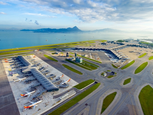 HKIA sees buoyant growth in air traffic and cargo throughput in February