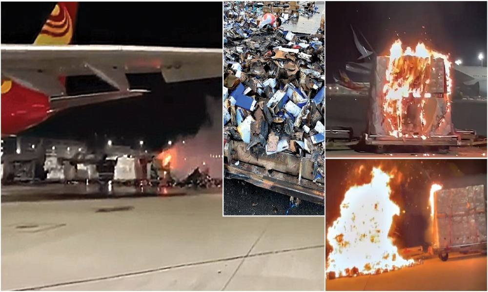 Limitations in current regulations, lack of reporting culture cause for dangerous goods-related incidents