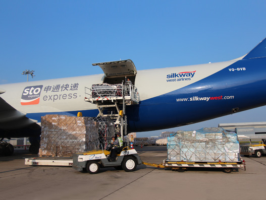 Hactl handles new SW Italia freighter for Sto Express
