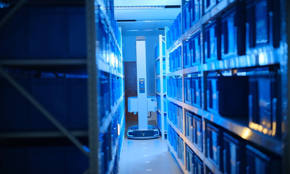 Hactl launches new Automated Parts Store for cargo handling systems