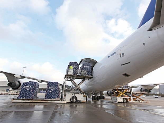 The BIG air cargo uplift