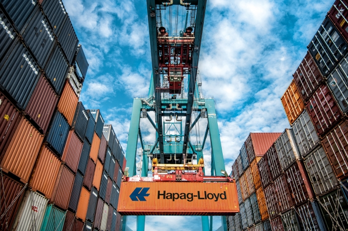 Seven Hapag-Lloyd container vessels benefit from MacGregor's Cargo Boost system